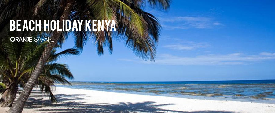 kenya beach holiday